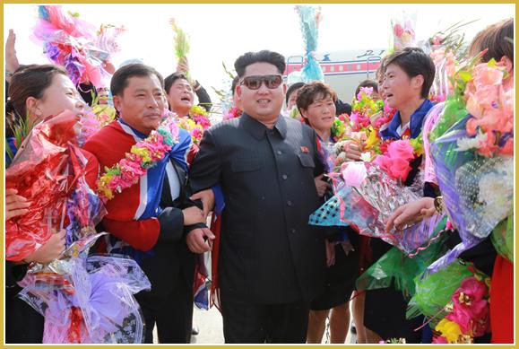 Corea del Norte campeon de la EAFF 1-0