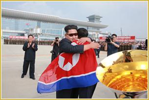 Corea del Norte campeon de la EAFF 2